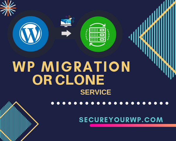 WORDPRESS MIGRATION OR CLONE SERVICE